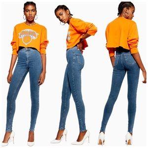 Top Shop Moto Joni High Waist Jeans